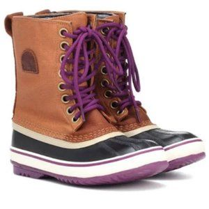 Sorel 1964 Premium Waterproof Boots Size 6.5M NWT